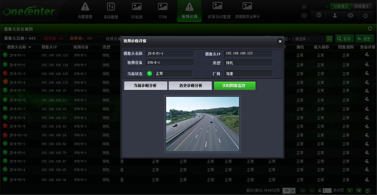 OneCenter视频监控管理系统产品功能.png